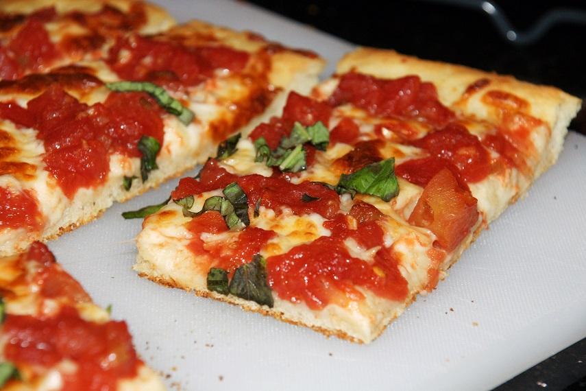 Long Island Style Pizza